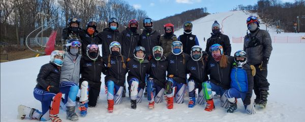 Sparta Ski Team 2021
