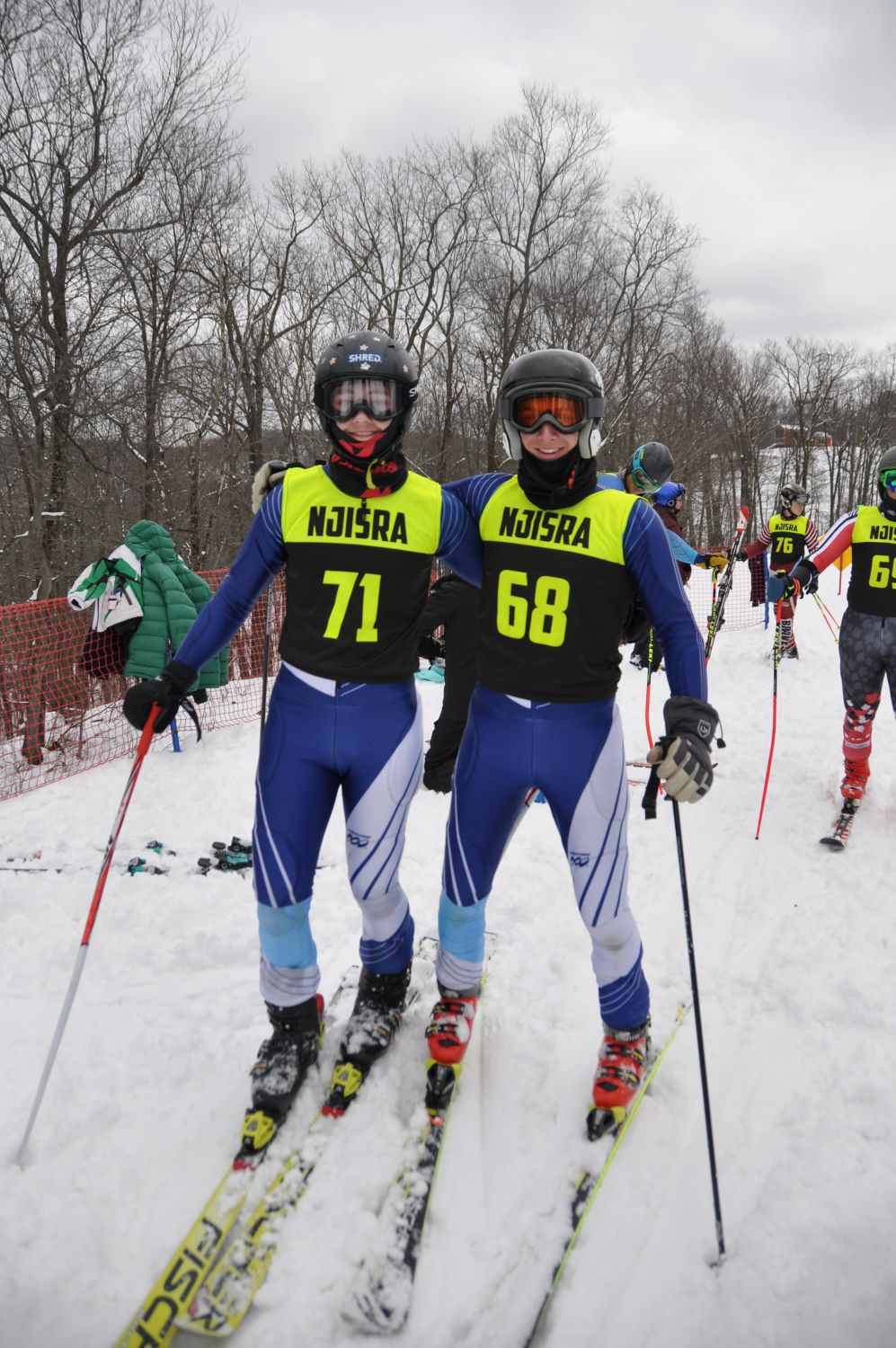 "Connor McAndris & Joe Russo ""All League"" at ROC"