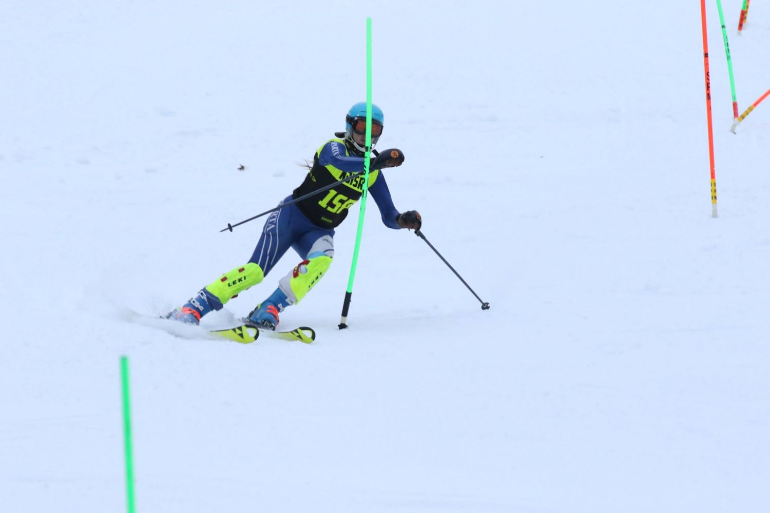 Jillian - Slalom Race #2